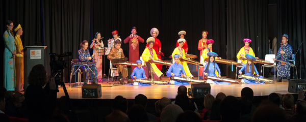 Vietnamese Traditional Concert - The Beauty Of Vietnam