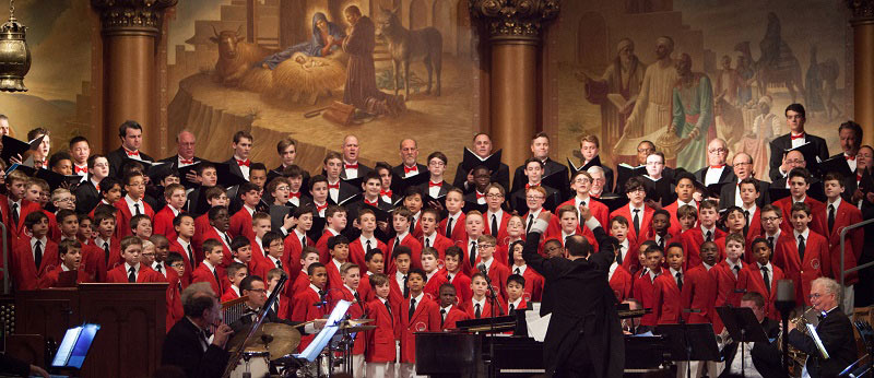 CONCERT WITH PHILADELPHIA BOYS CHOIR & CHORALE